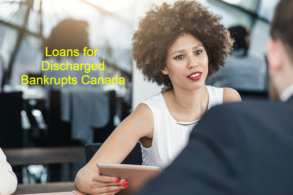 loans after bankruptcy canada